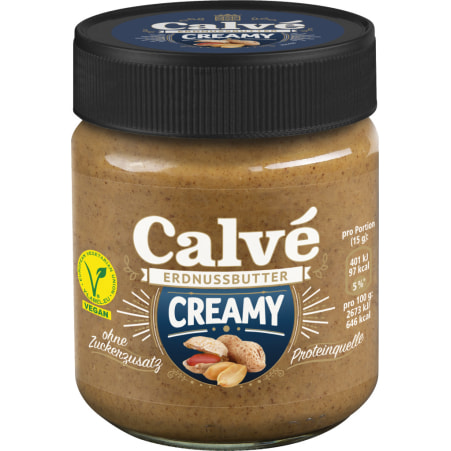 Calve Erdnussbutter Creamy