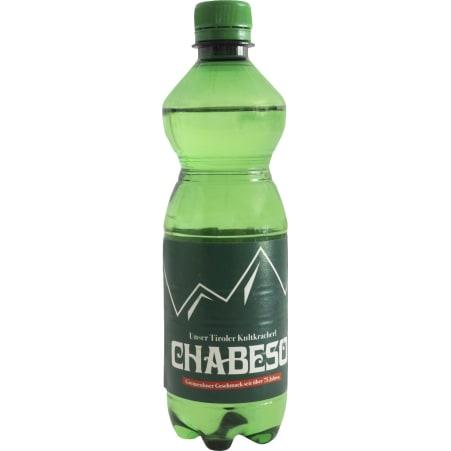 Chabeso Klares Zitronenkracherl 0,5 Liter