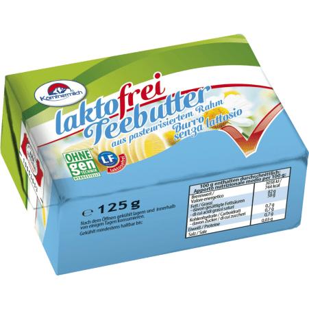 Kärntnermilch Laktofrei Teebutter