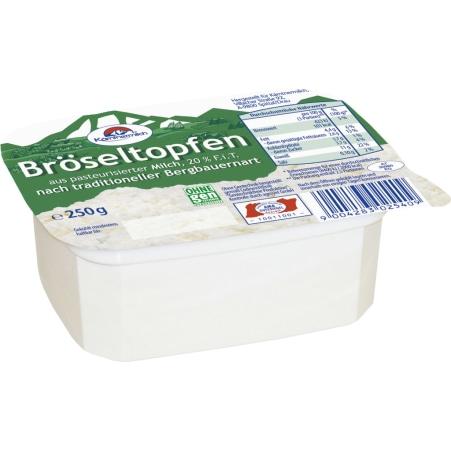 Kärntnermilch Bröseltopfen 20%