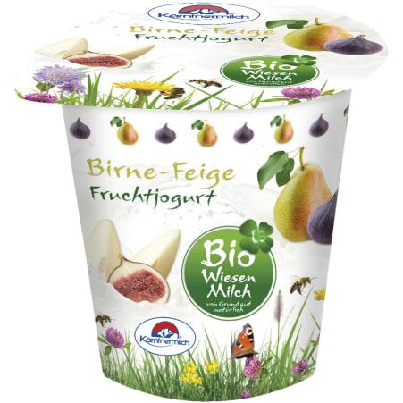 Kärntnermilch Bio Wiesenmilch Joghurt Birne-Feige