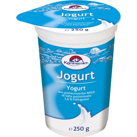 Kärntnermilch Naturjoghurt 3,6%