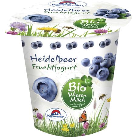 Kärntnermilch Bio Wiesenmilch Joghurt Heidelbeer