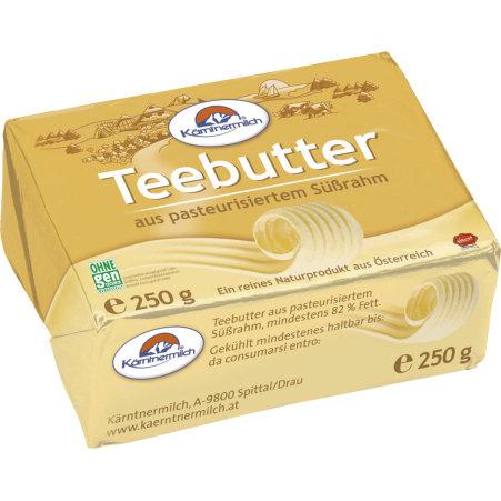 Kärntnermilch Teebutter 250 gr