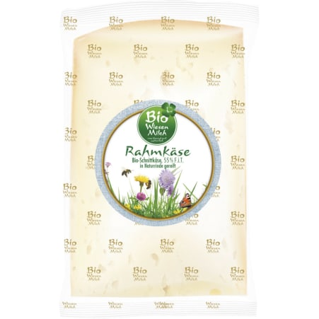 Kärntnermilch Bio Wiesenmilch Rahmkäse 55%