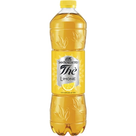 San Benedetto Eistee Limone 1,5 Liter