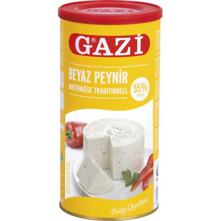 GAZi Hirtenkäse in Salzlake 55%
