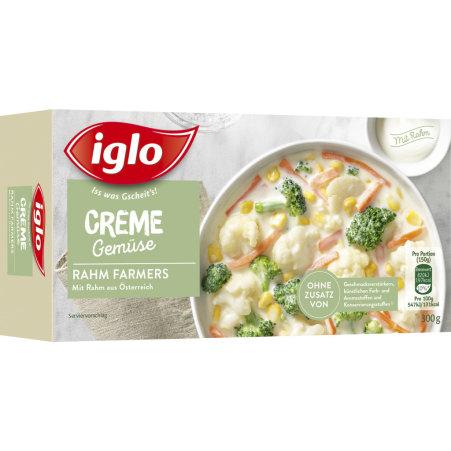 Iglo Creme Rahm-Farmers