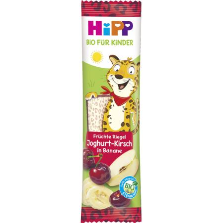 HiPP Früchtefreund Joghurt-Kirsch in Banane 12. Monat