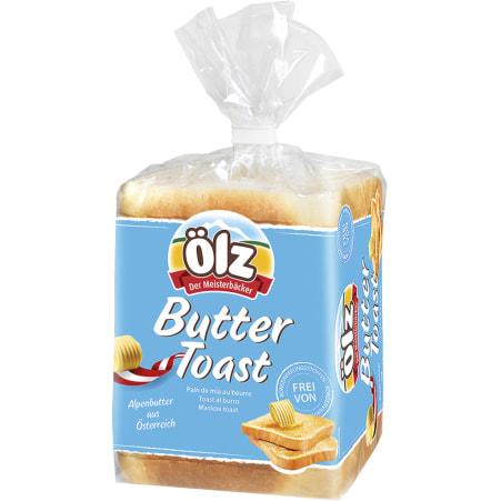 Ölz der Meisterbäcker Buttertoastbrot