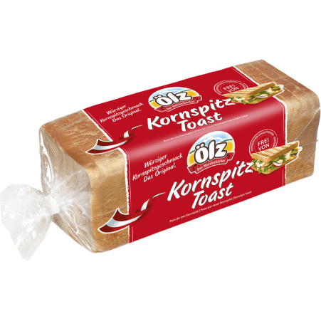 Rudolf Ölz Meisterbäcker GmbH & Co KG Kornspitz Toast