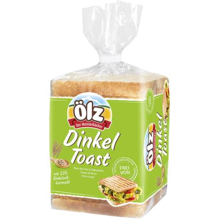 Rudolf Ölz Meisterbäcker GmbH & Co KG Dinkel Toast