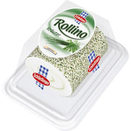 Schärdinger Rollino Kräuter 65% 100 gr