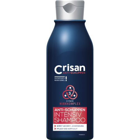 CRISAN Anti-Schuppen-Shampoo Intensiv