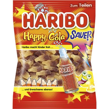 HARIBO Happy Cola Sauer