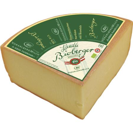 Vorarlberg Milch eGen Ländle Bioberger 50%
