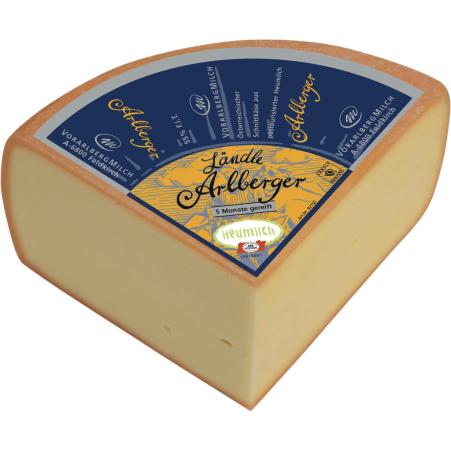 Vorarlberg Milch eGen Ländle Arlberger 55%