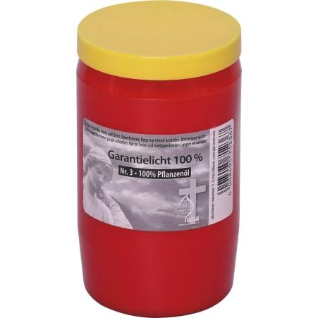 GALA Kerzen GmbH Garantielicht Nr. 3