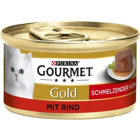 PURINA Gourmet Gold Schmelzender Kern Rind