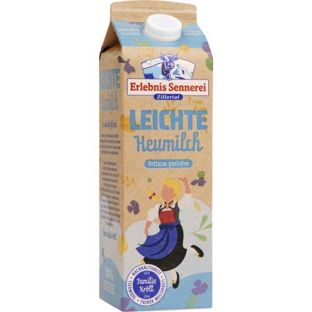 ErlebnisSennerei Zillertal Leichtmilch länger frisch 1,5%