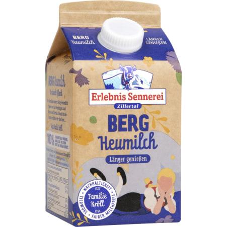 ErlebnisSennerei Zillertal Bergmilch länger frisch 3,6% 0,5 Liter