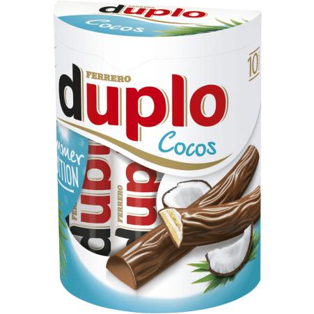 Ferrero Duplo Cocos 10er-Packung