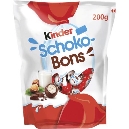 Kinder Kinder Schokobons 200 gr