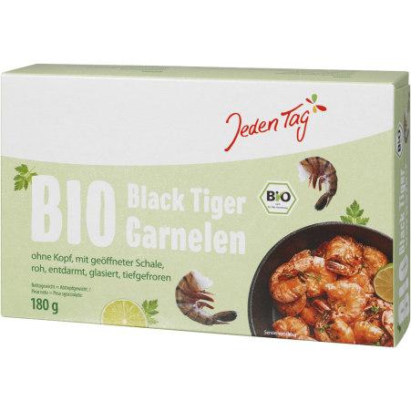 Jeden Tag Bio Black Tiger Garnelen