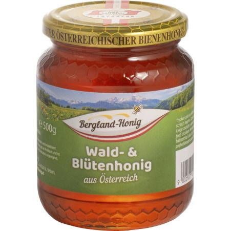 Bergland-Honig Waldblütenhonig