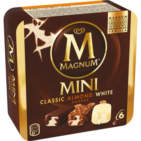 Magnum Magnum Mini Classic 6er-Packung