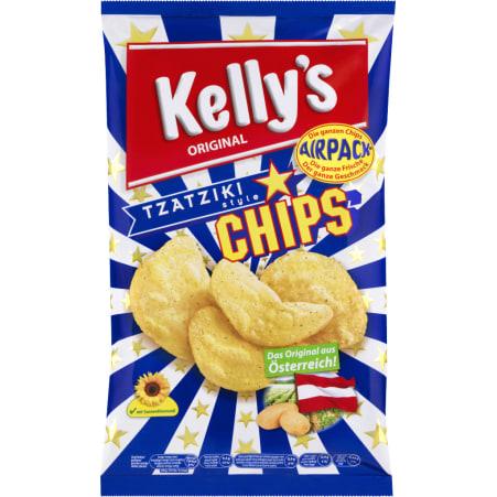 Kelly's Chips Tzatziki Style