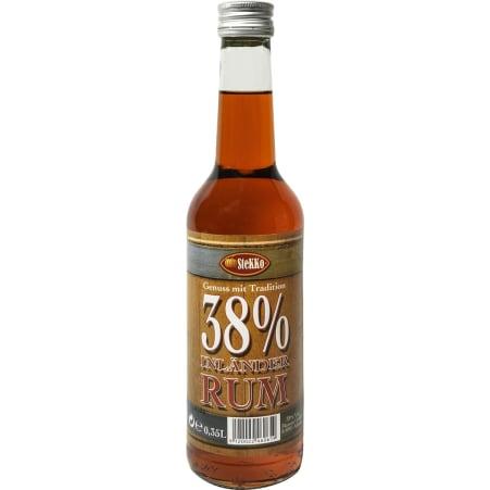 SteKKo Inländer Rum 38% 0,35 Liter