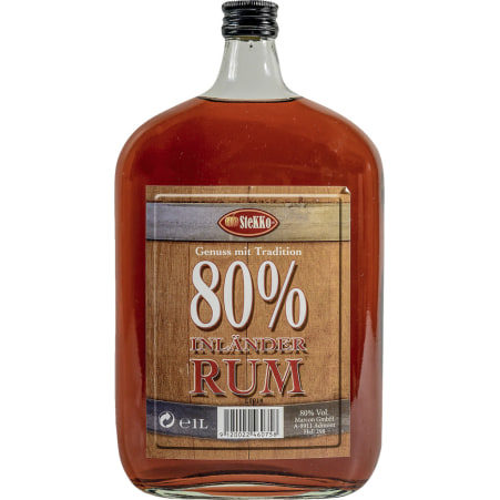 SteKKo Inländer Rum 80%