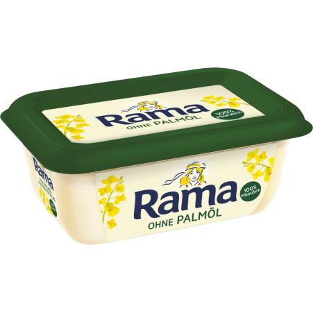 Rama Margarine 100% Pflanzlich ohne Palmöl