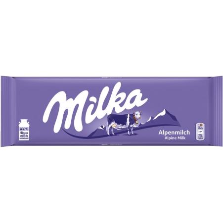 MILKA Schokolade Alpenmilch 270 gr