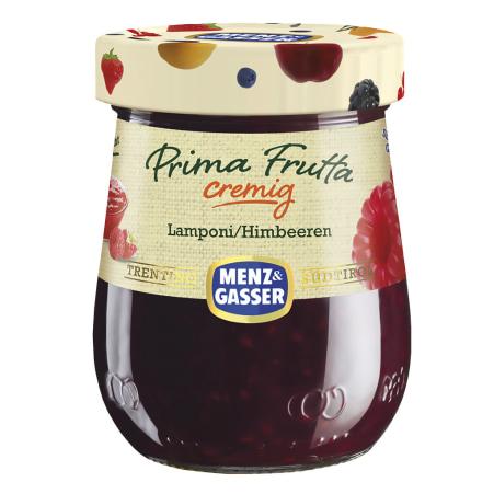 Menz & Gasser Prima Frutta Himbeere cremig