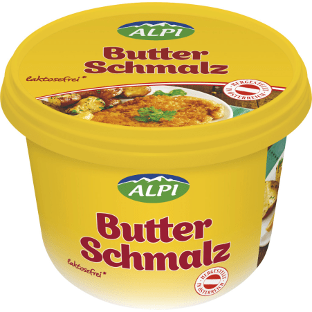 Alpi Butterschmalz