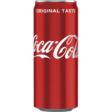 Coca-Cola Original 0,33 Liter Dose