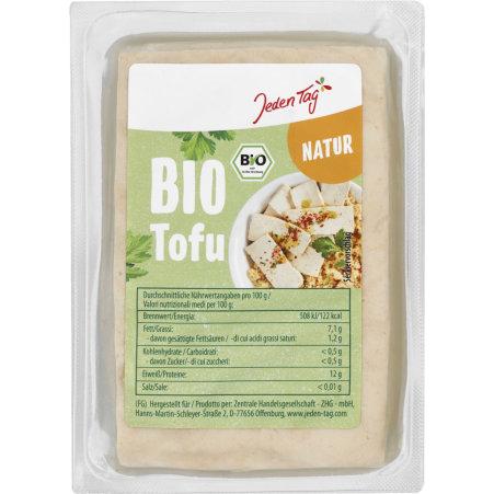 Jeden Tag Bio Tofu Natur