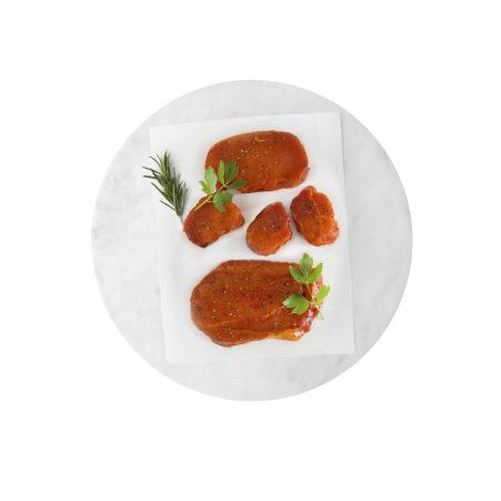 Alpenmetzgerei BBQ Grilltrio mariniert