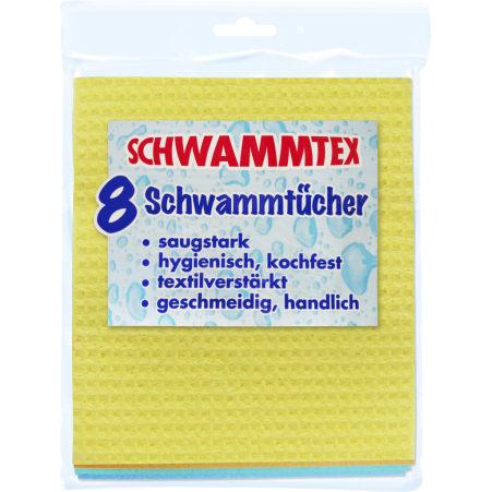 SÖKE Schwammtücher 8er-Packung