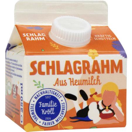 ErlebnisSennerei Zillertal Schlagrahm 32%