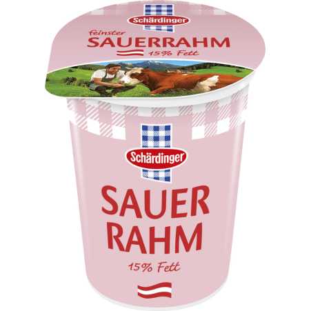 Schärdinger Sauerrahm 15%