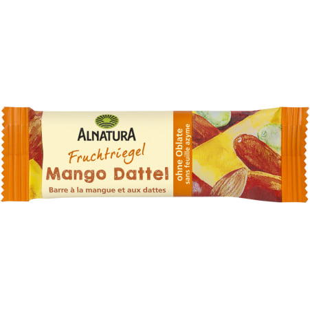 Alnatura Bio Mango-Dattel Riegel