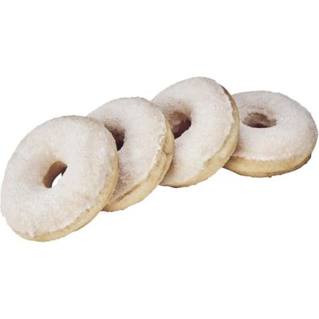 Alpenbäckerei Donuts gezuckert 4er-Packung