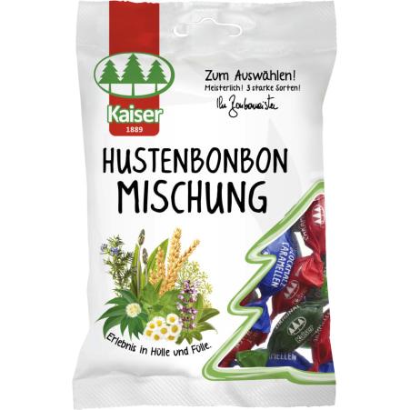 Bonbonmeister Kaiser Hustenbonbonmischung