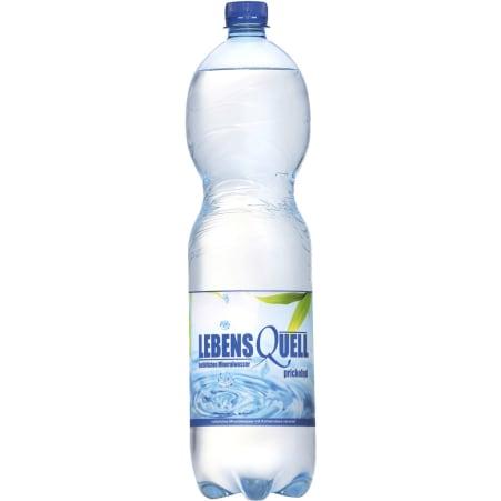 Industriemarke Mineralwasser prickelnd 1,5 Liter