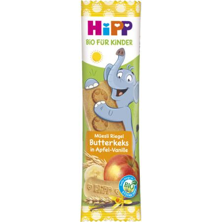 HiPP Müslifreund Butterkeks in Apfel-Vanille
