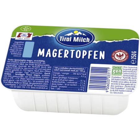 Tirol Milch Magertopfen 0,2%