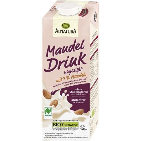 Alnatura Bio Mandel Drink ungesüßt